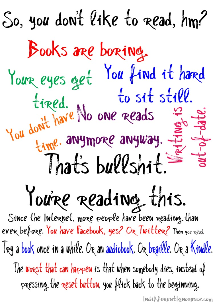 World Book Day Promotional Poster