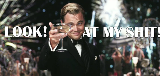 'The Great Gatsby' – Indifferent Ignorance Carey Mulligan Facebook