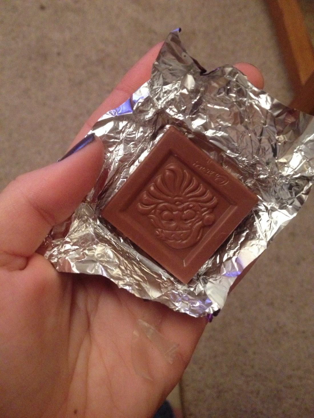 Scary Chocolate