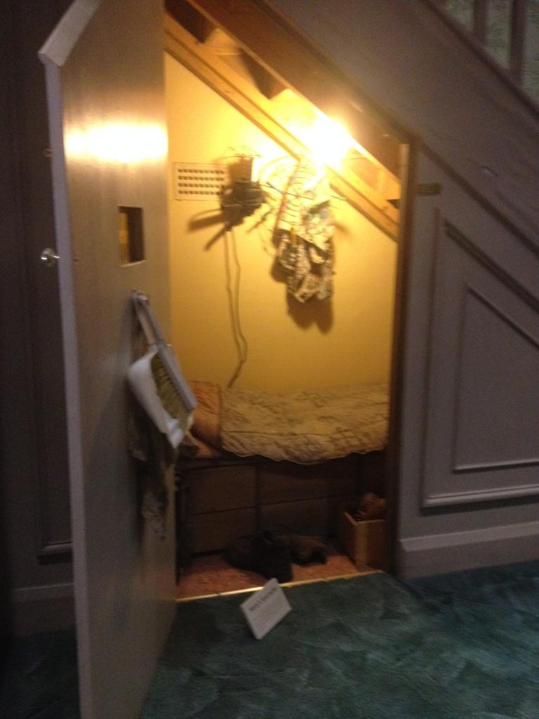 Harry's Cupboard