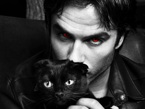 Ian Somerhalder Turns You into a Vampire (legit opportunity) from Omaze.com