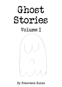 'Ghost Stories I' Front Cover