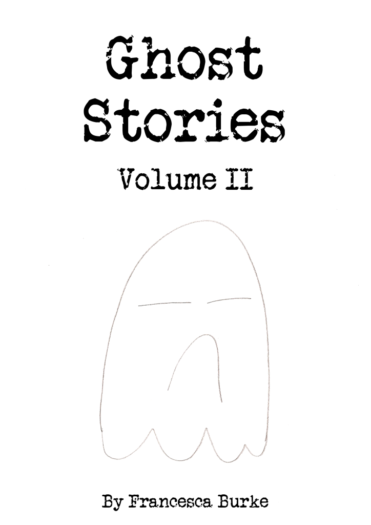Ghost Stories II Cover