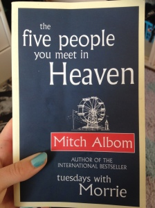 'The Five People You Meet in Heaven' by Mitch Albom