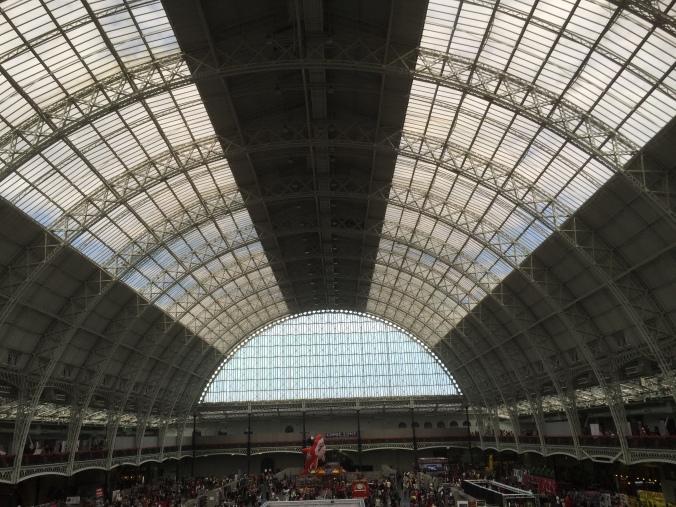 London Film and Comic Con Kensington Olympia