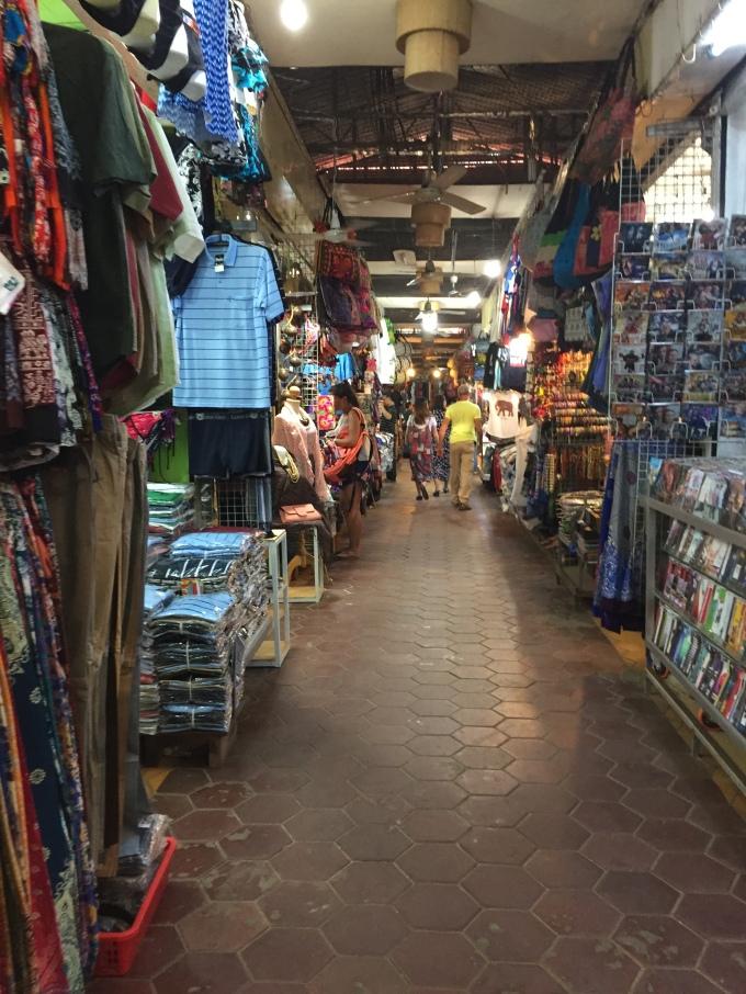 Angkor Night Market Siem Reap Cambodia