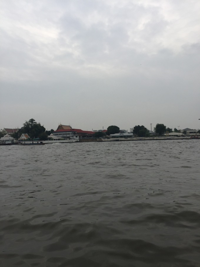 Bangkok River Taxi
