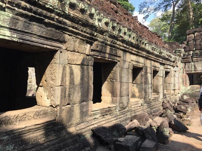 Preah Khan, Angkor Wat, Cambodia