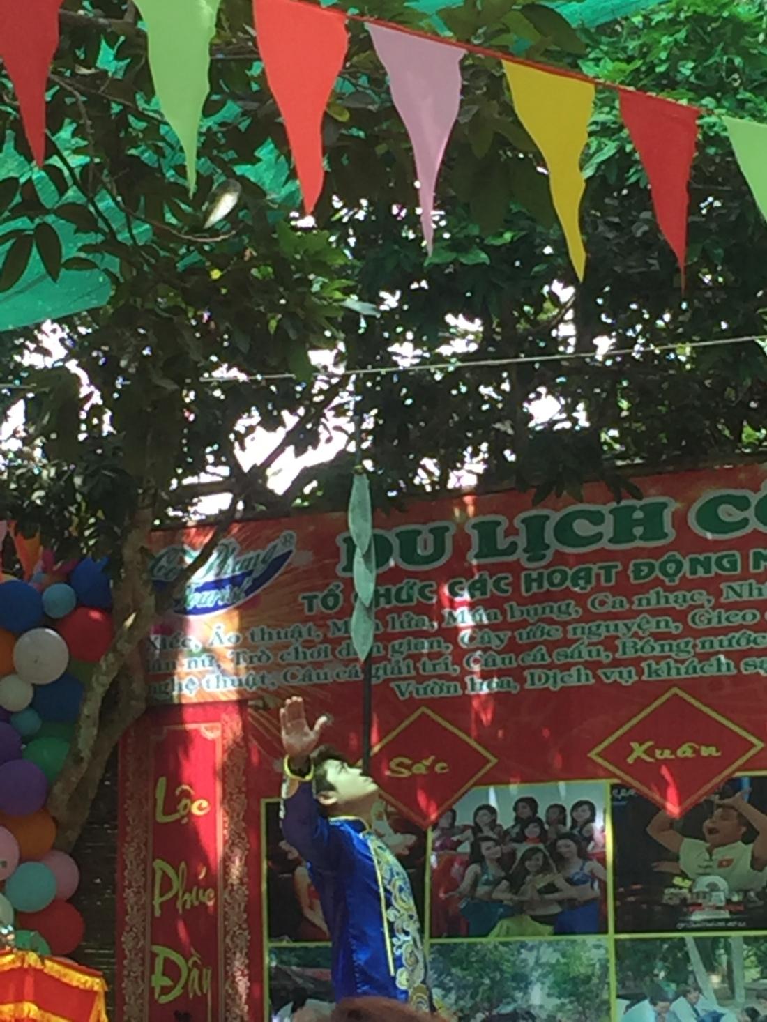 Tet Circus Celebration Mekong Delta, Vietnam