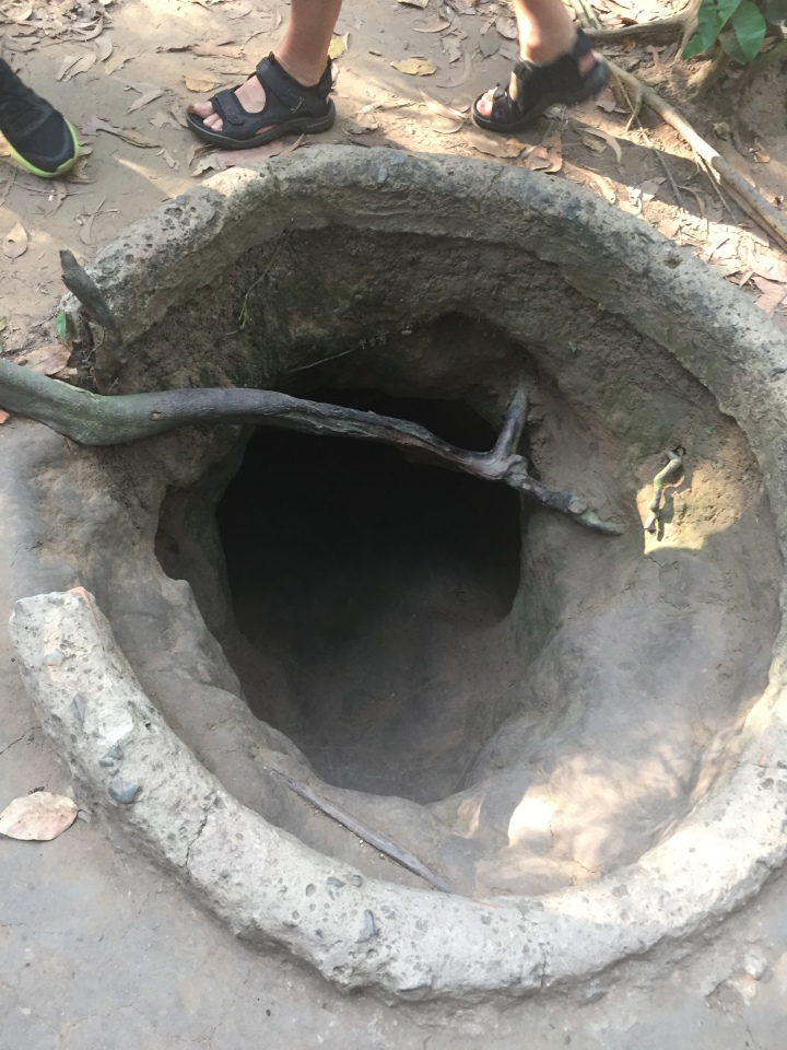 Entrance to Cu Chi Tunnels, Ho Chi Minh City, Vietnam