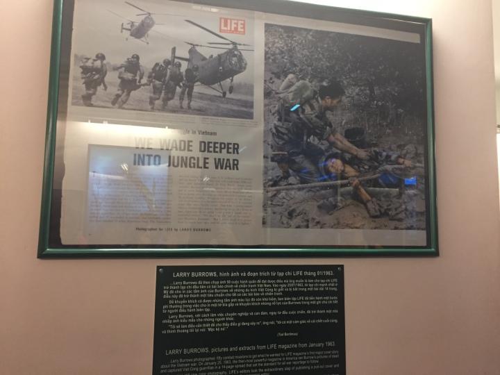 War Remnant Museum, Ho Chi Minh City, Vietnam