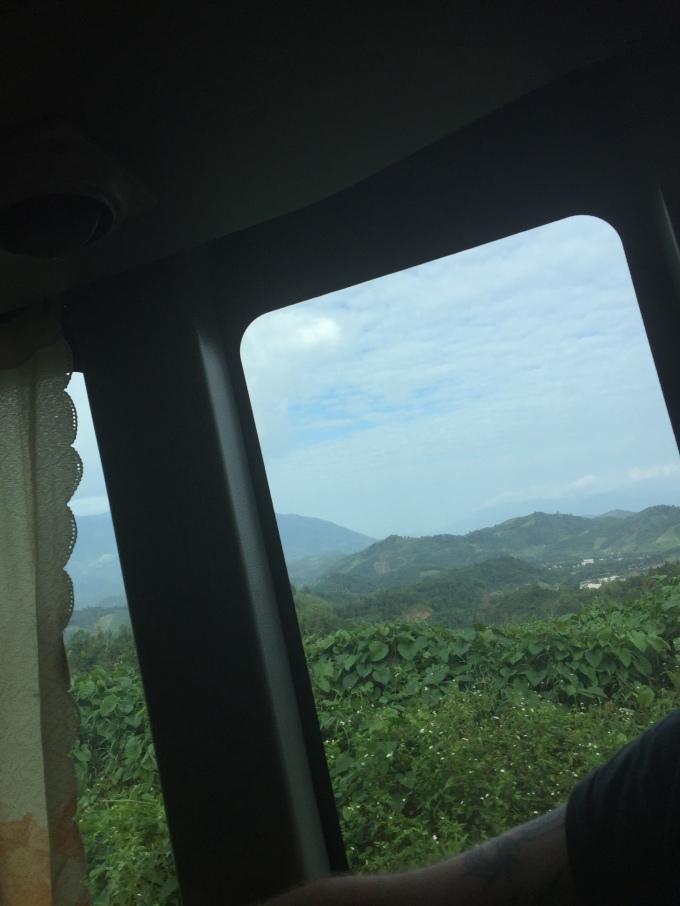 Dalat to Nha Trang, Vietnam