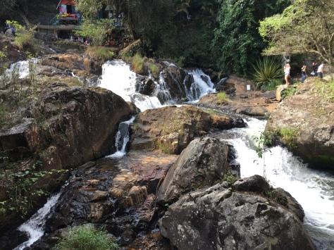 Datanla Waterfall, Dalat, Vietnam