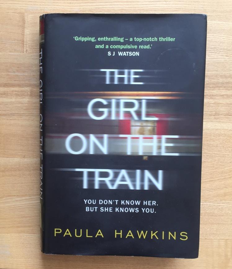 The Girl on the Train Paula Hawkins Review