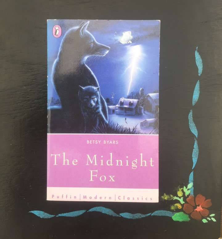 The Midnight Fox by Betsy Byars, 1968, Puffin Modern Classics
