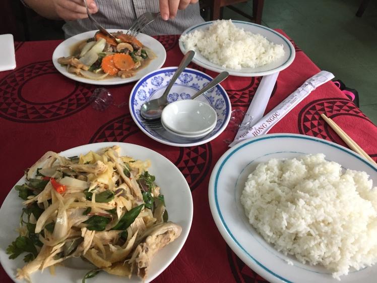 Chicken restaurant, Danang, Vietnam