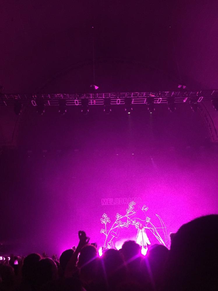 Lorde Alexandra Palace London September 2017 Europe Dance Tour