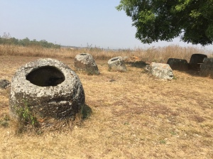 jar cluster at the Plain of Jars
