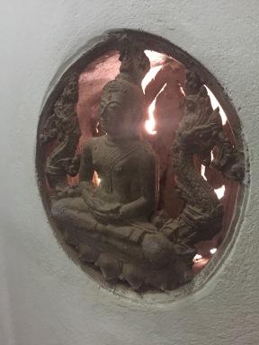 Inside Patuxai