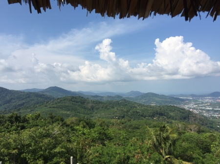 View from Big Buddha, Phuket Thailand