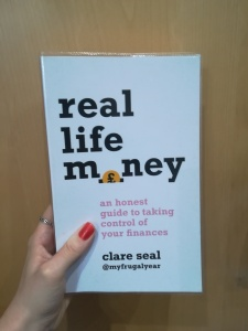 Real Life Money, book by Clare Seal